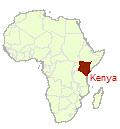 map-kenya
